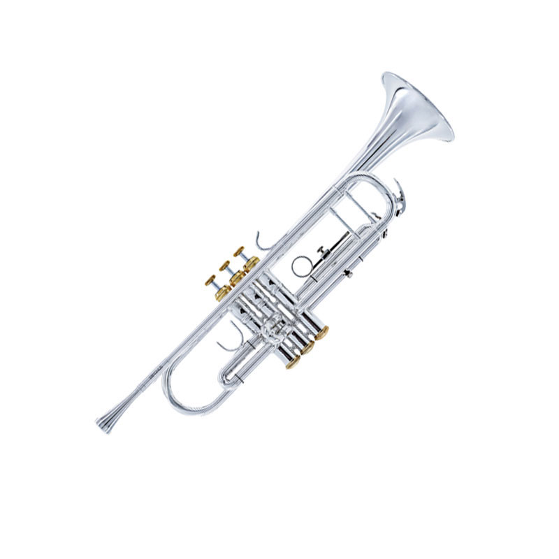 System Blue Professional Marching Series Bb Trumpet