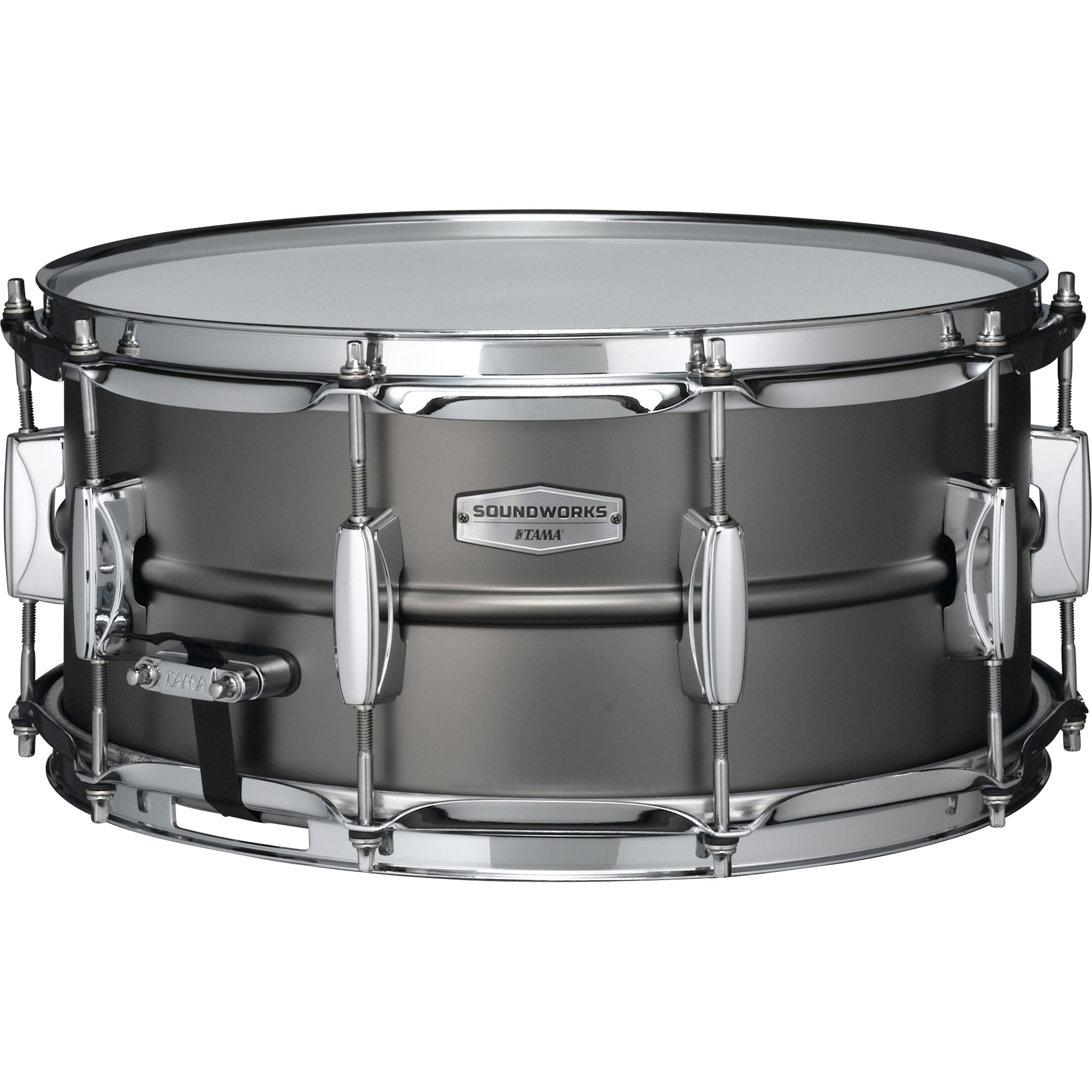 "Tama 6.5"" x 14"" Soundworks Steel Snare Drum"