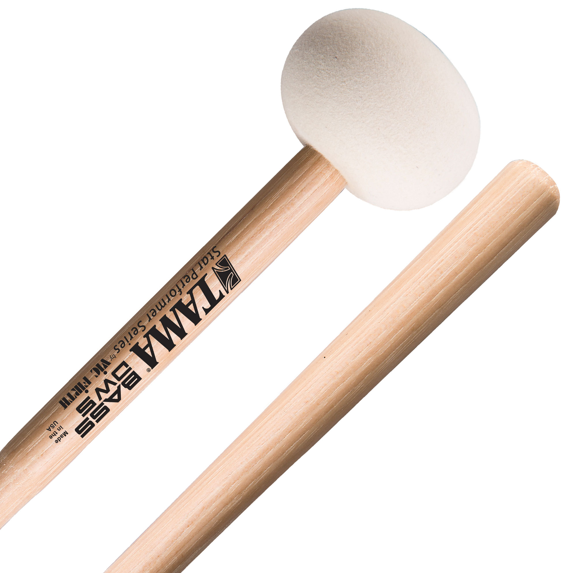Tama DW5 Star Performer Marching Bass Mallets