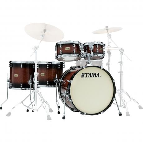 Tama S.L.P. Dynamic Kapur 5-Piece Drum Set Shell Pack (22