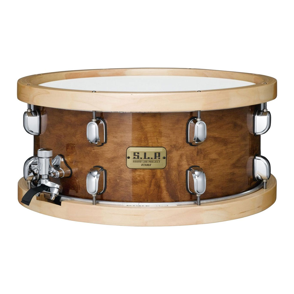 "Tama 6.5"" x 14"" SLP Series Maple Snare Drum"