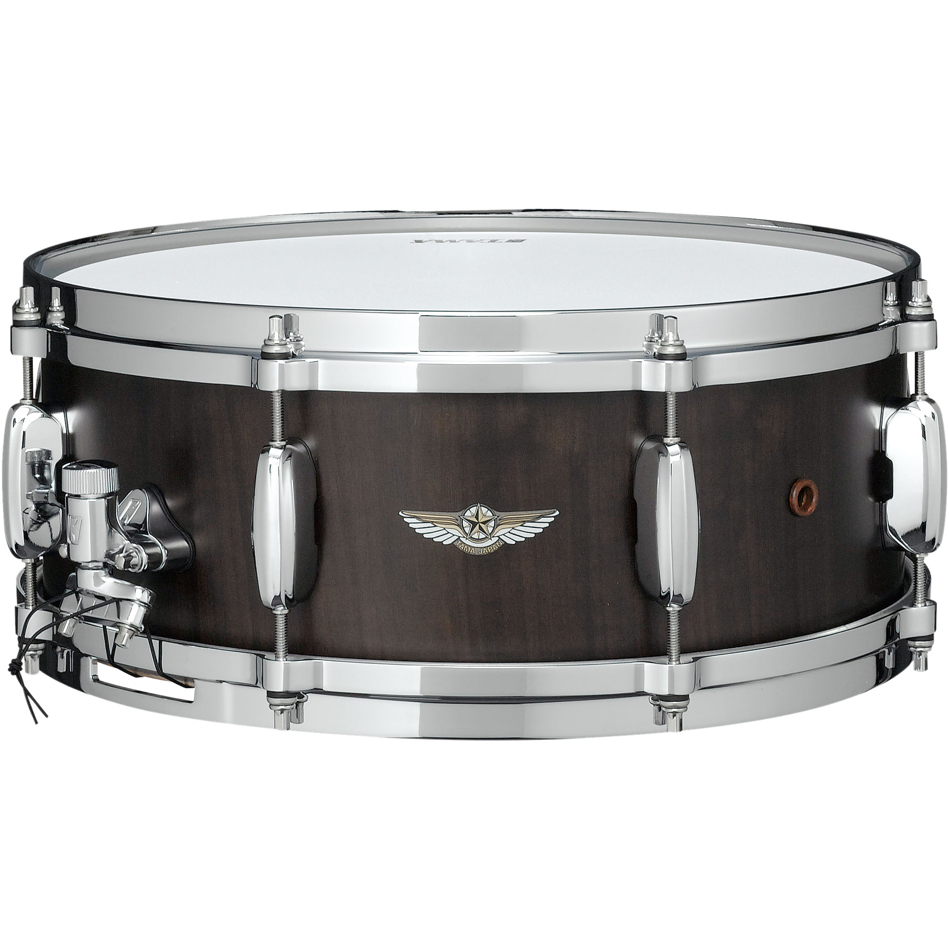 "Tama 5.5"" x 14"" Star Walnut Snare Drum"