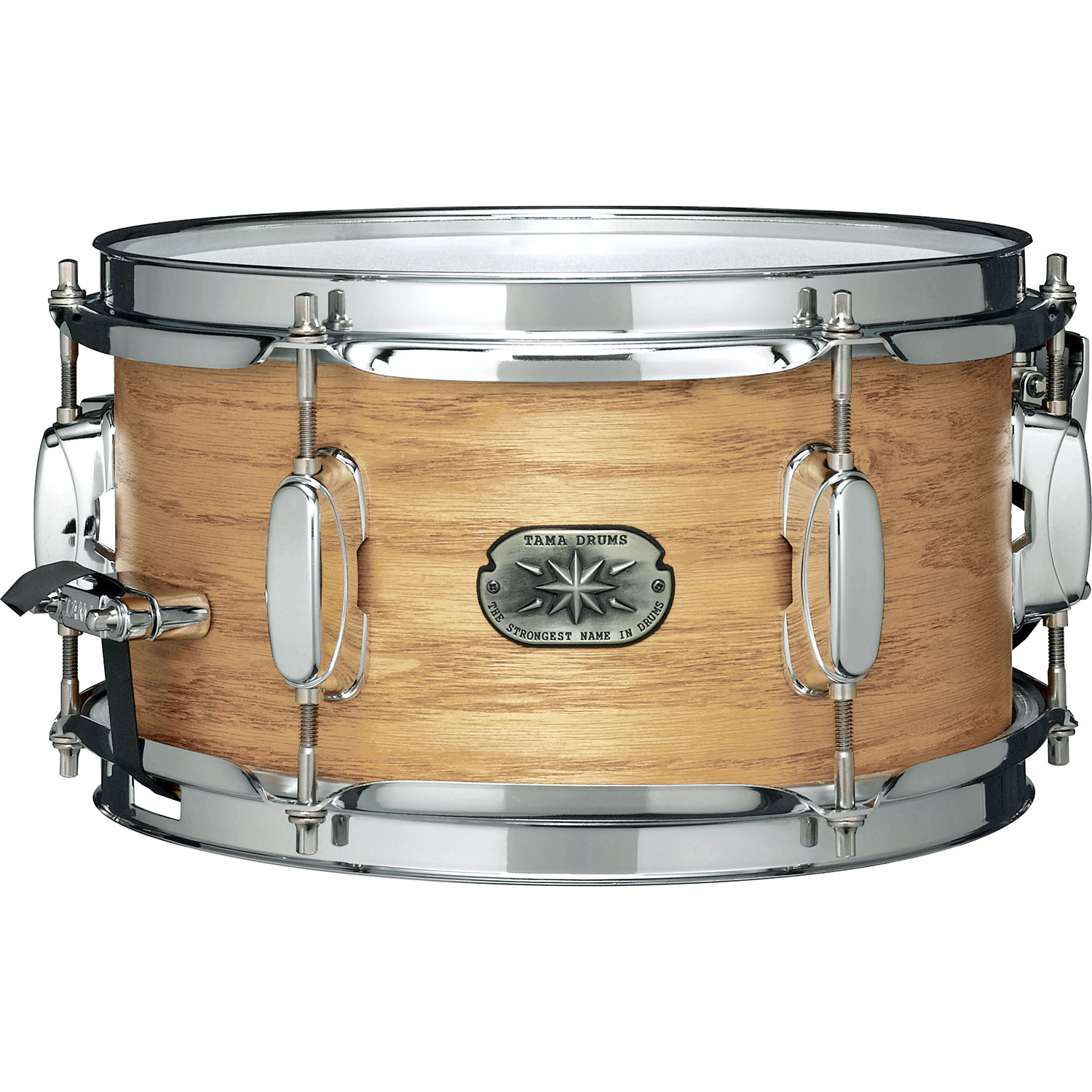 """Tama 5.5"""" x 10"""" Limited Edition Artwood Birch Snare Drum in Tamo Ash"""