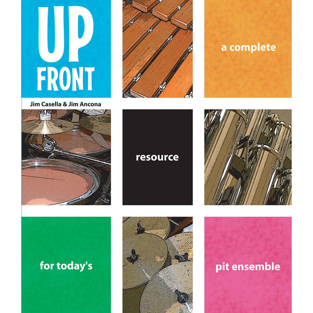 Up Front by Jim Casella & James Ancona