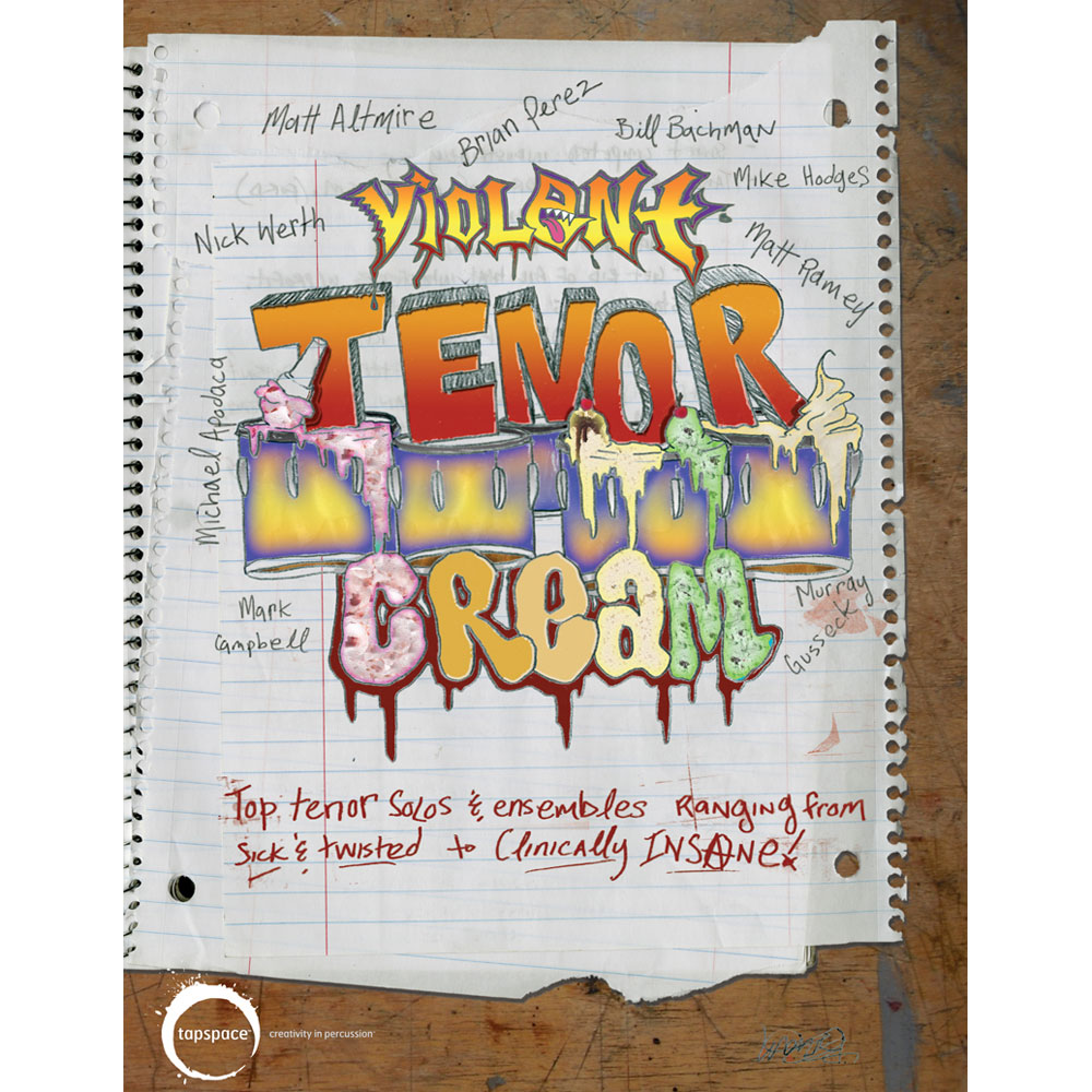 Violent Tenor Cream by Various Composers