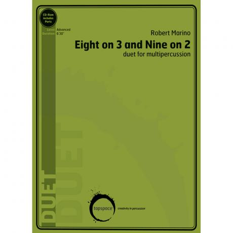 Eight on 3 and Nine on 2 by Robert Marino