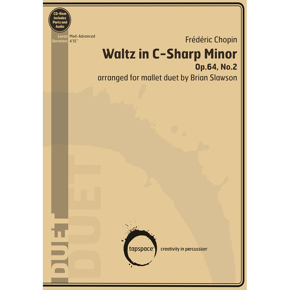 Waltz in C-Sharp Minor by Frederic Chopin arr. Brian Slawson