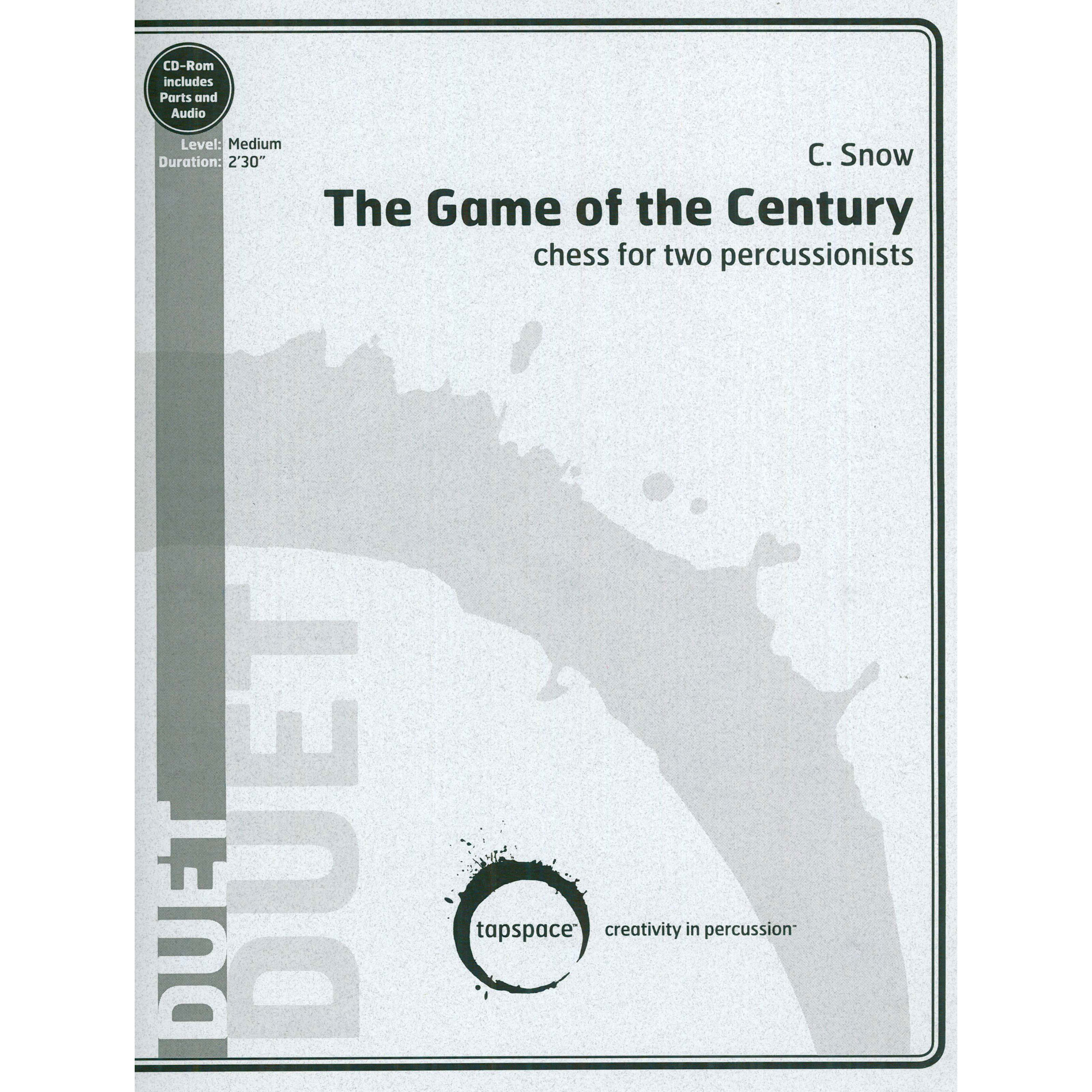 The Game of the Century by C. Snow