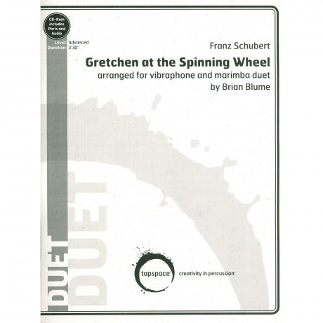 Gretchen at the Spinning Wheel by Franz Schubert arr. Brian Blume