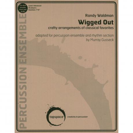 Wigged Out by Randy Waldman arr. Murray Gusseck