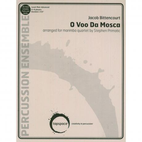 O Voo Da Mosca by Jacob Bittencourt arr. Stephen Primatic