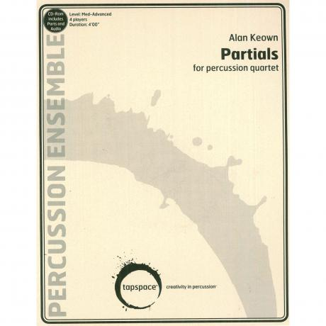 Partials by Alan Keown