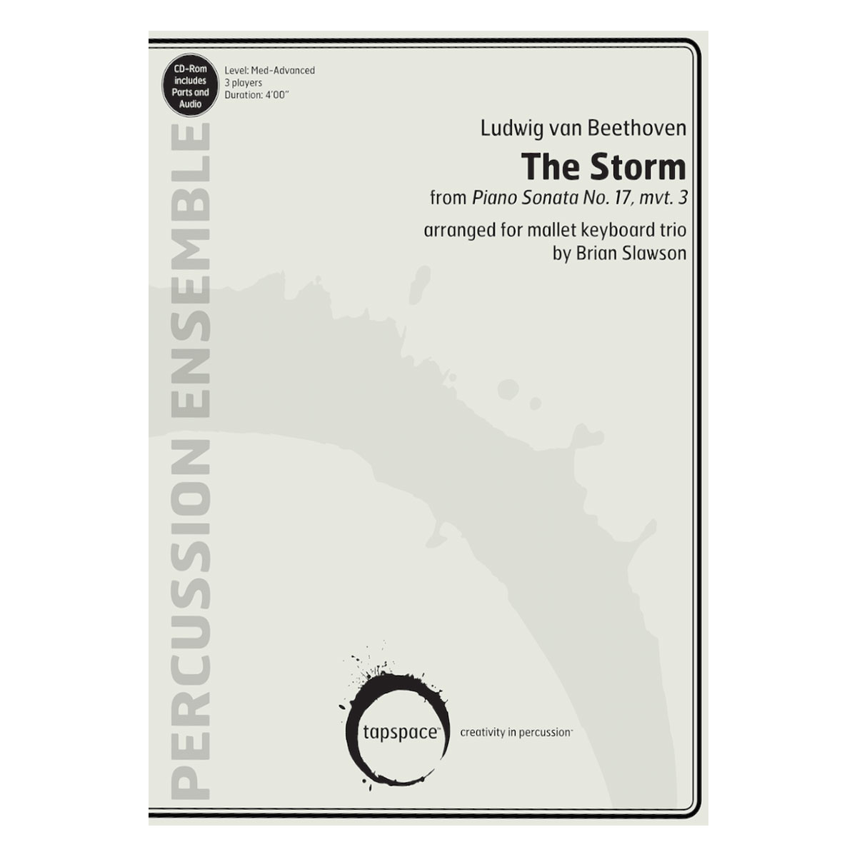 The Storm by Ludwig van Beethoven arr. Brian Slawson