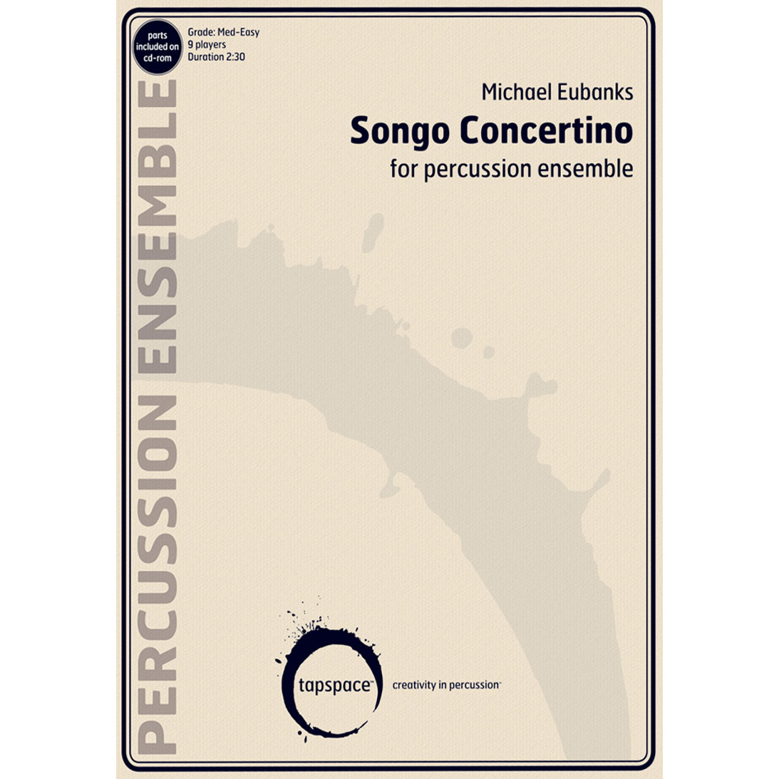 Songo Concertino by Michael Eubanks