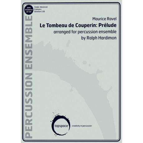 Prelude from Le Tombeau de Couperin by Maurice Ravel arr. Ralph Hardimon