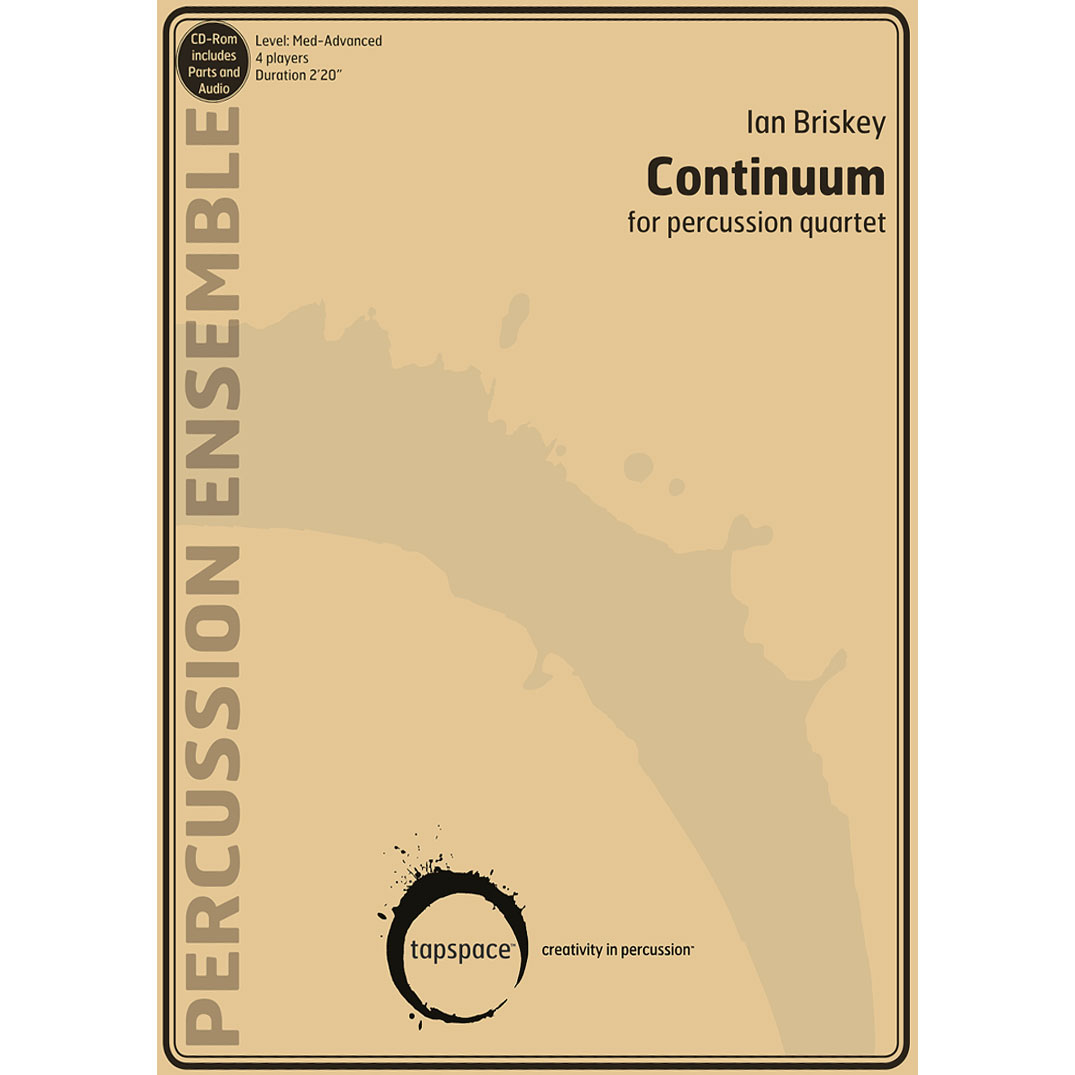 Continuum by Ian Briskey
