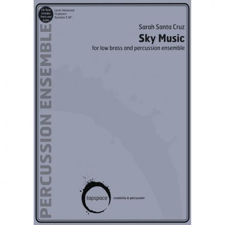 Sky Music by Sarah Santa Cruz