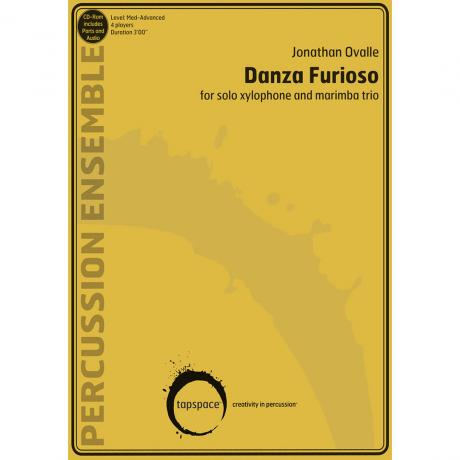 Danza Furioso by Jonathan Ovalle