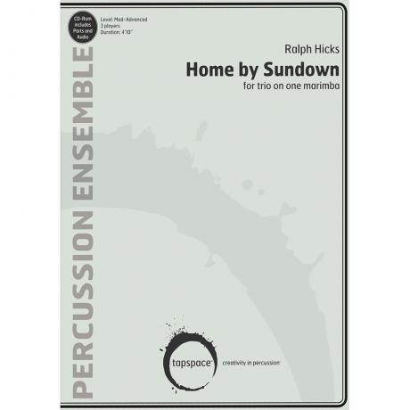Home by Sundown by Ralph Hicks