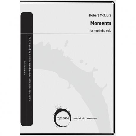 Moments by Robert McClure