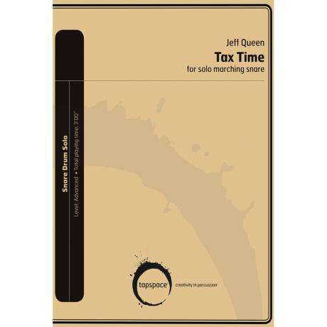 Tax Time by Jeff Queen