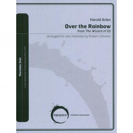 Over the Rainbow (Solo) by Harold Arlen arr. Robert Oetomo