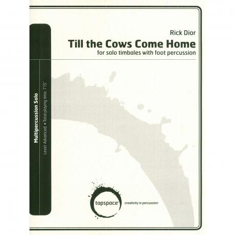 Till the Cows Come Home by Rick Dior