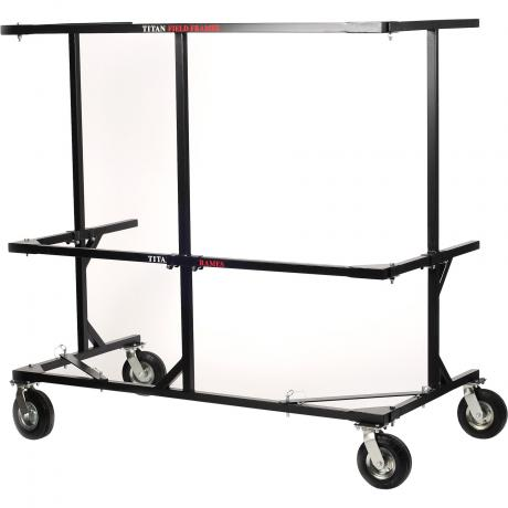Titan 6' Two Tier Percussion Rack Field Frame