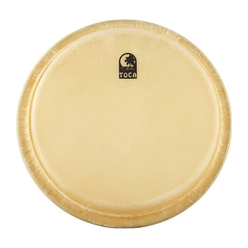 "Toca 6"" Synergy Wood Rawhide Bongo Drum Head"