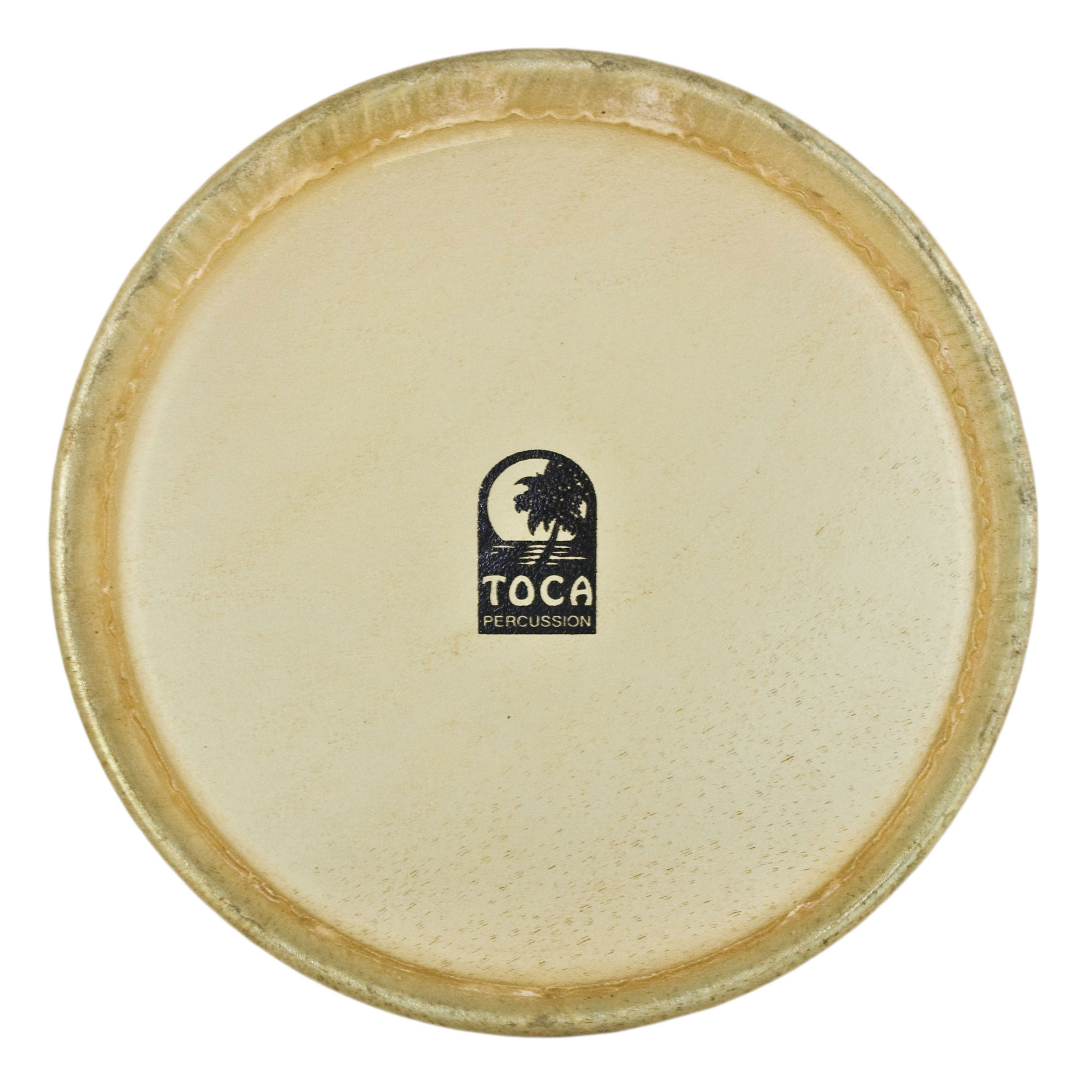 "Toca 7"" Traditional Rawhide Bongo Drum Head"
