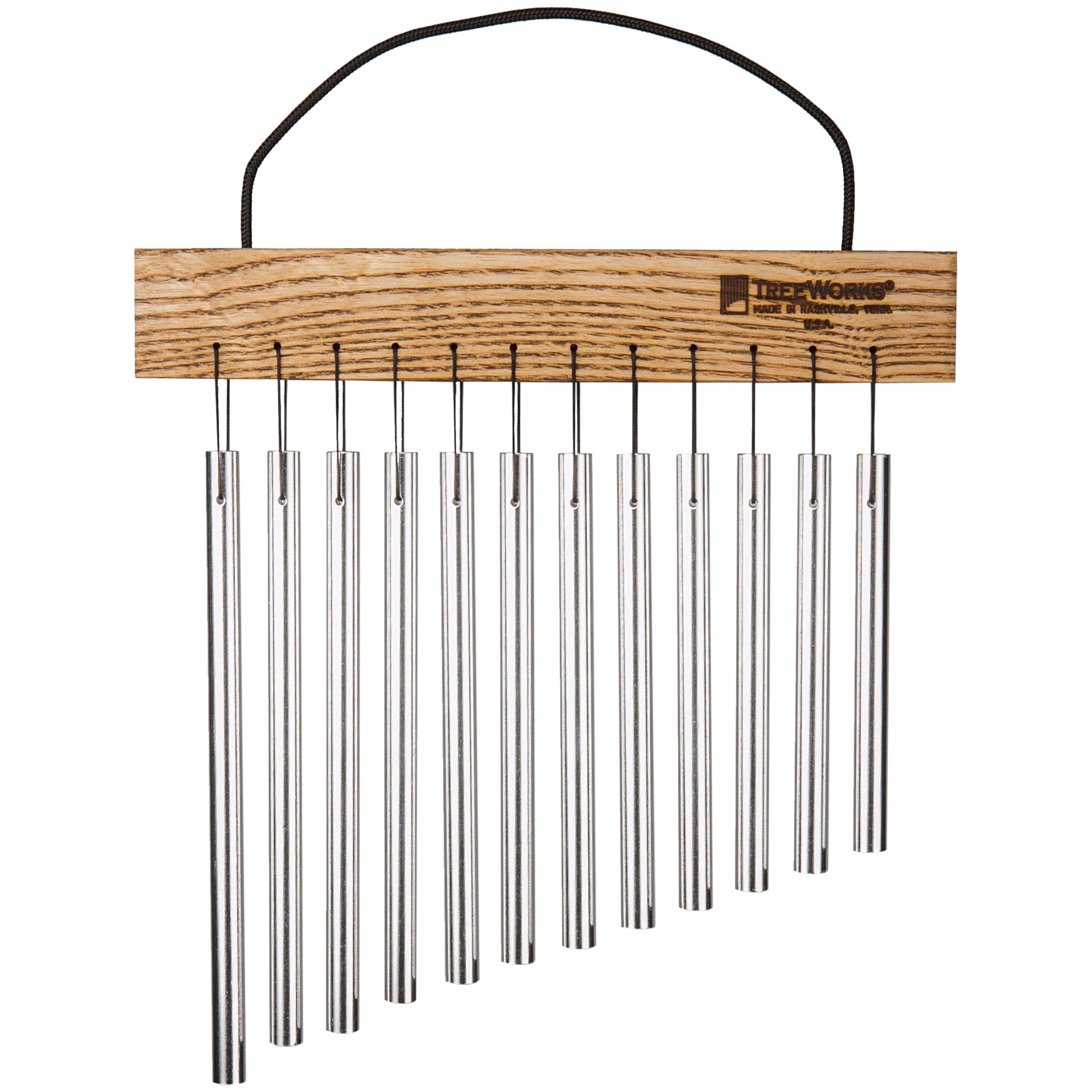 Treeworks 12-Bar Wind Chimes