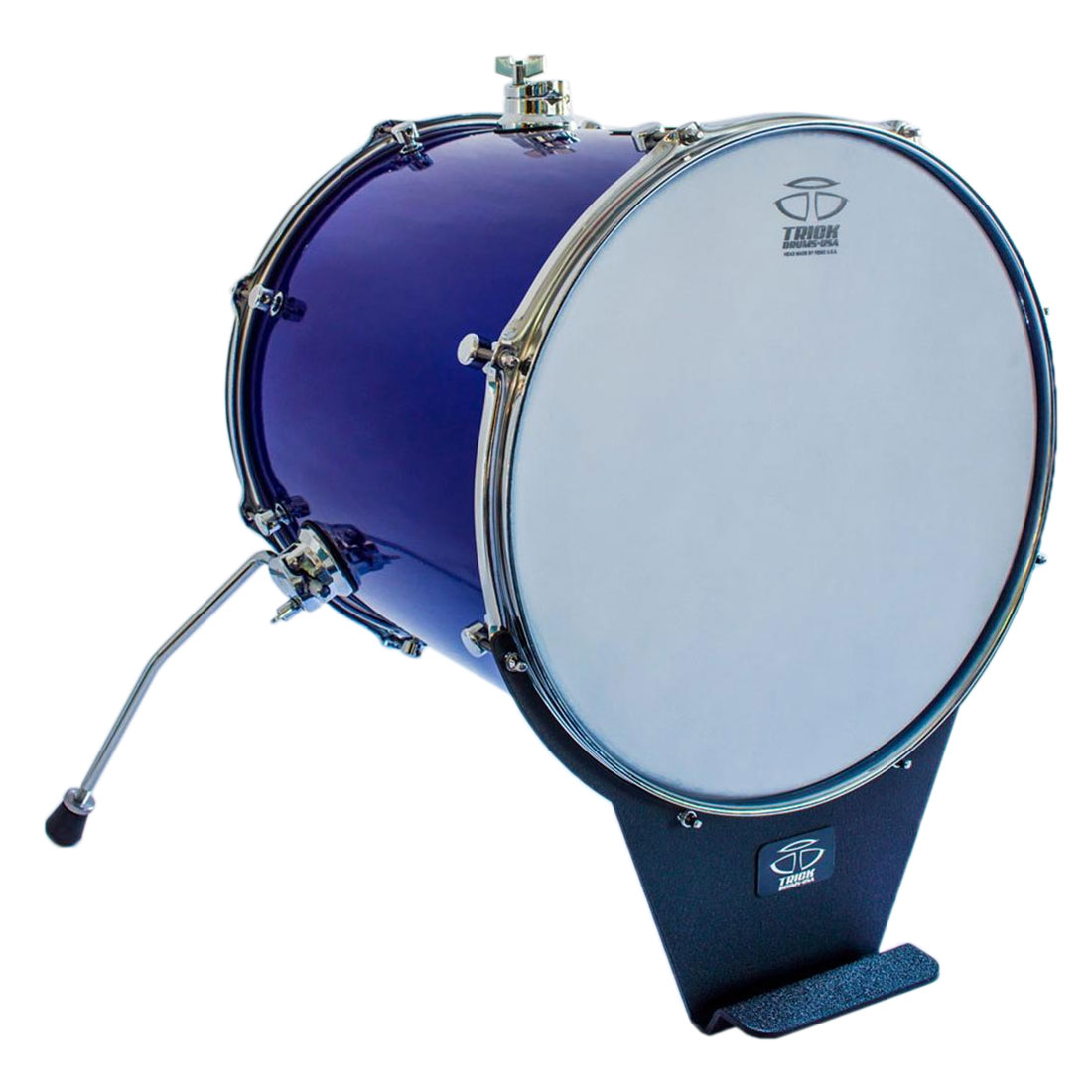 "Trick Drums 18"" Tom to Bass Conversion Kit"