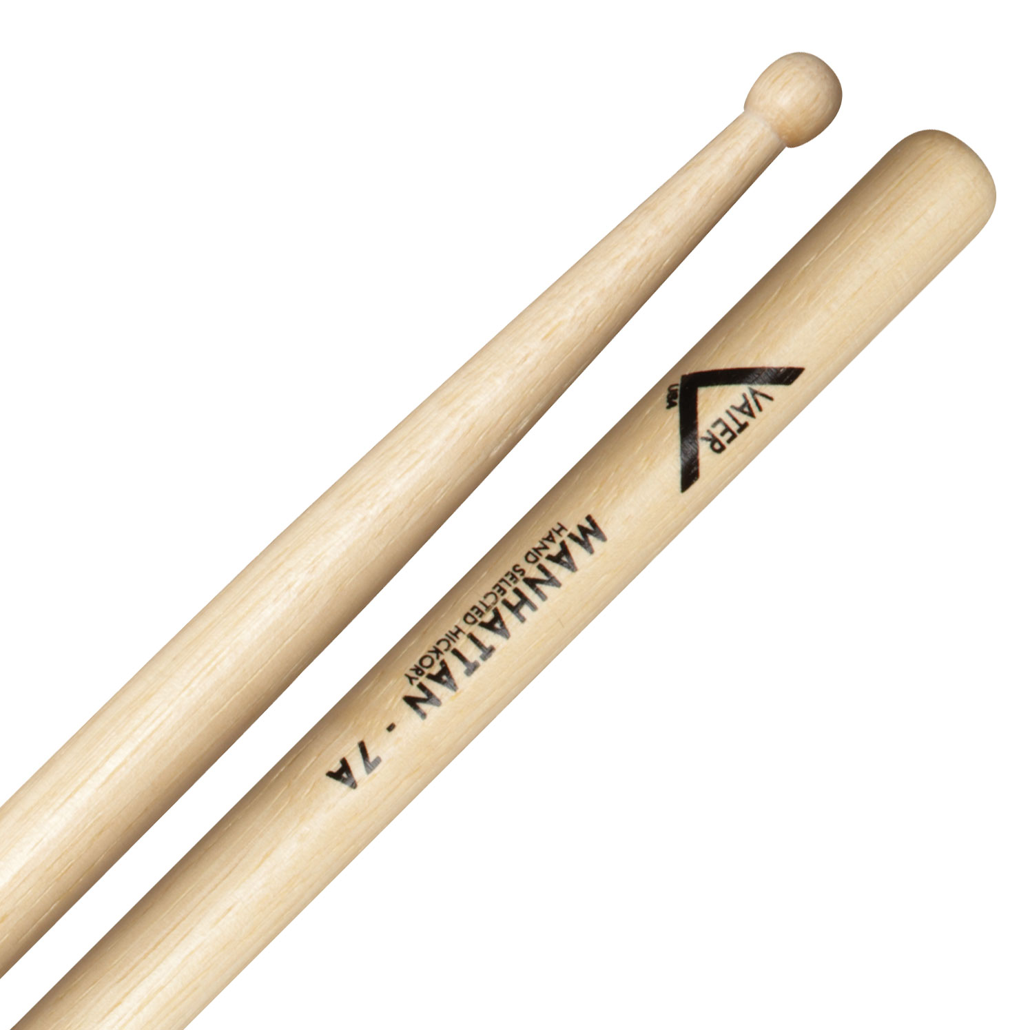 Vater 7A Manhattan Wood Tip Drum Sticks