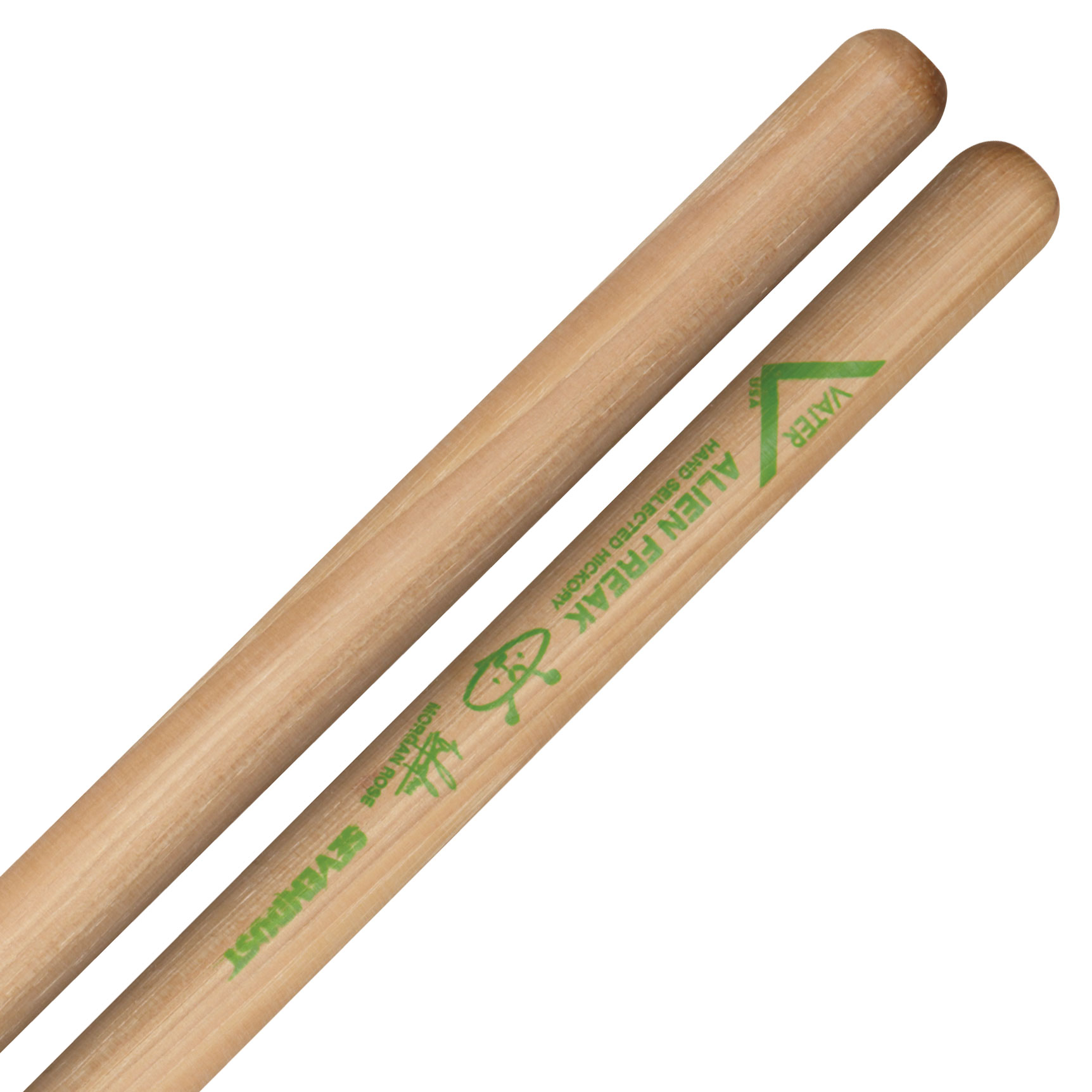 Vater Morgan Rose Alien Freak Signature Drumsticks