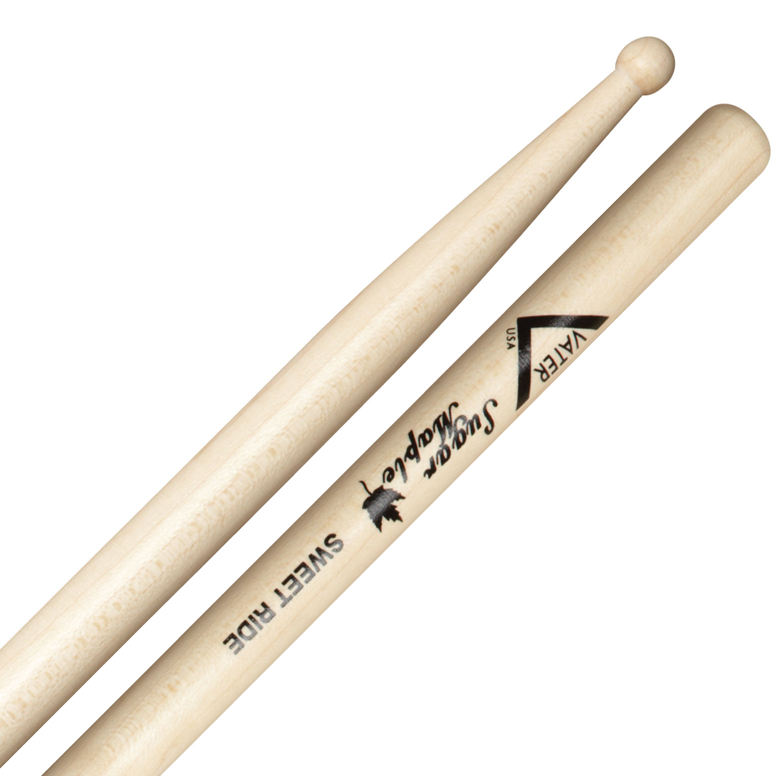 Vater Sugar Maple Sweet Ride Drumsticks