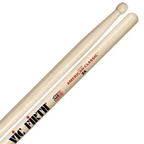 Vic Firth American Classic 3A Drumsticks
