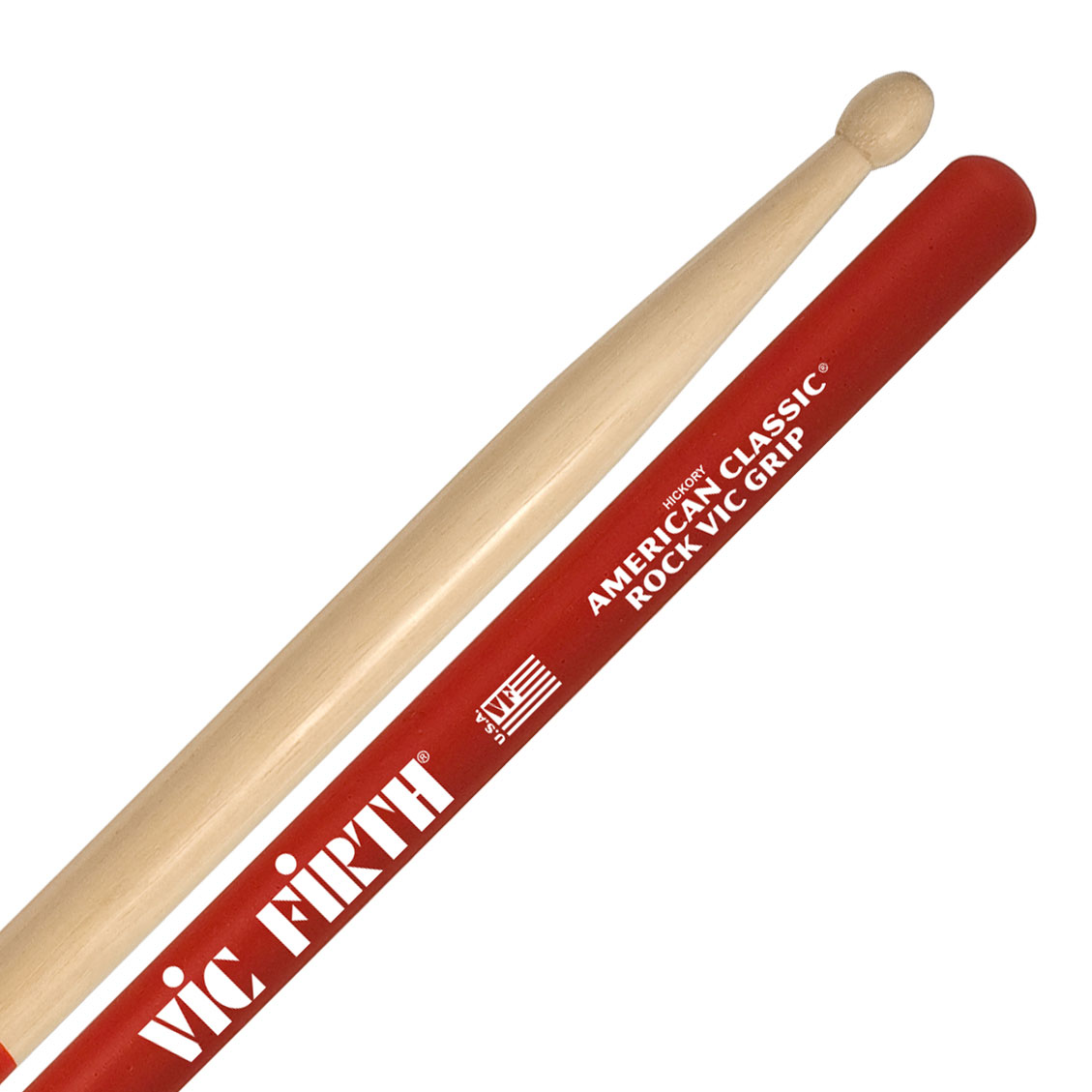 Vic Firth American Classic Vic Grip Rock Drumsticks