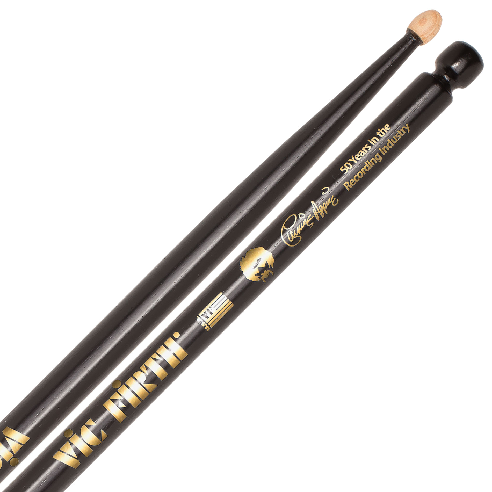 Vic Firth Limited Edition Carmine Appice Signature 50-Year Drumsticks
