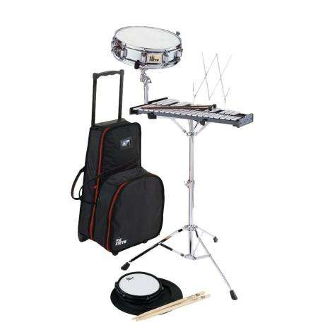 Vic Firth Virtuoso Performer Percussion Kit with Cart