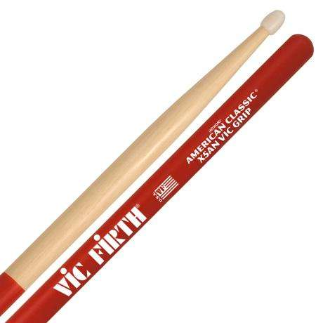 Vic Firth American Classic Extreme Vic Grip Nylon Tip 5A Drumsticks