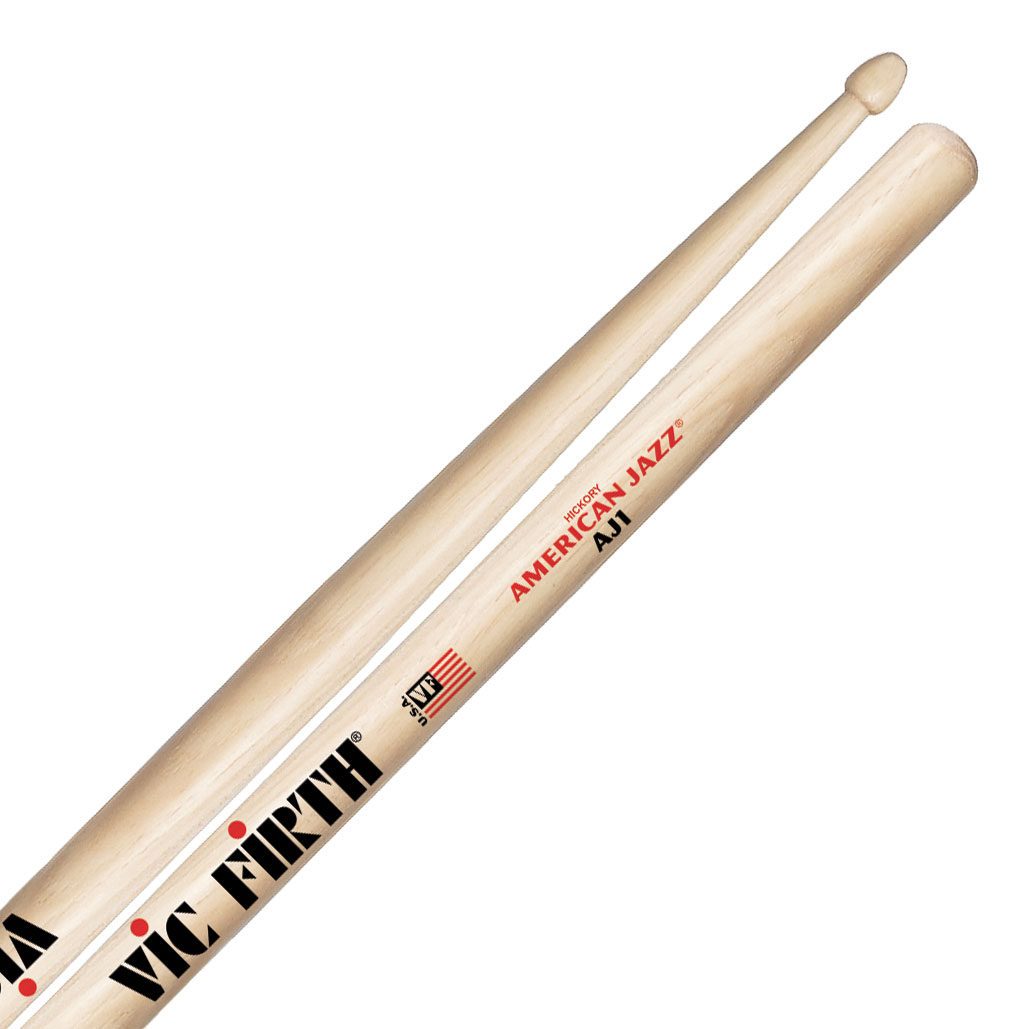Alternate Image For Vic Firth American Jazz 1 5b Drumsticks