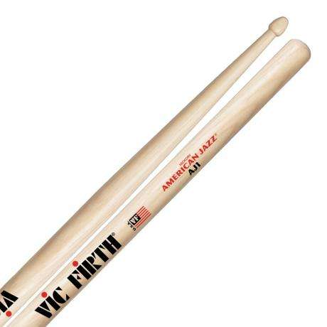 Vic Firth American Jazz #1 5B Drumsticks