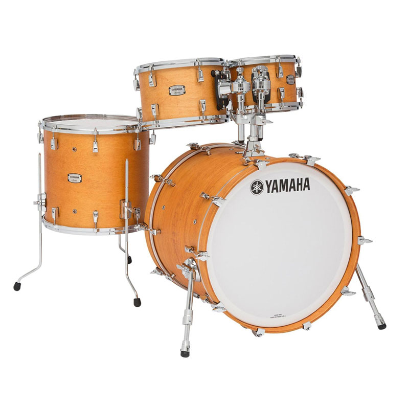 "Yamaha Absolute Hybrid Maple 4-Piece Drum Set Shell Pack (20"" Bass, 10/12/14"" Toms)"