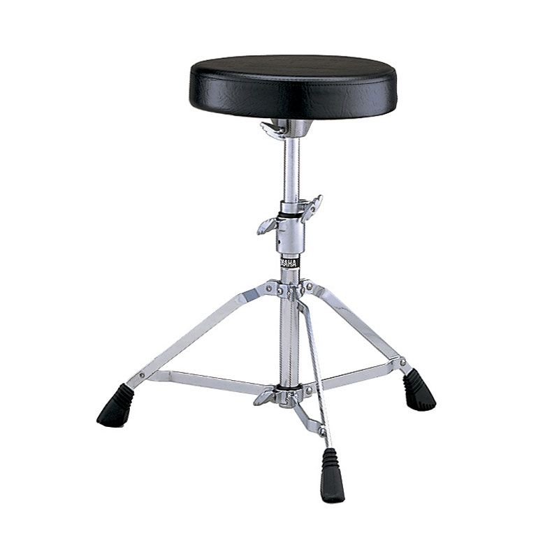 Yamaha Medium Weight Single-Braced Drum Set Throne