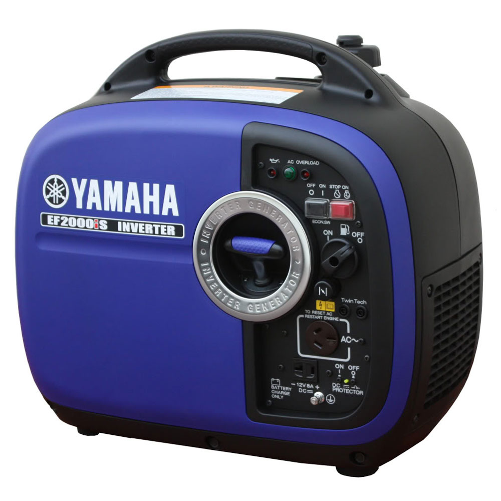 yamaha 2000 watt inverter generator ef2000is