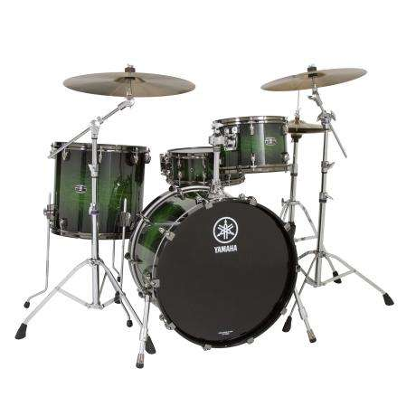 Yamaha Live Custom 4-Piece Drum Set Shell Pack (22