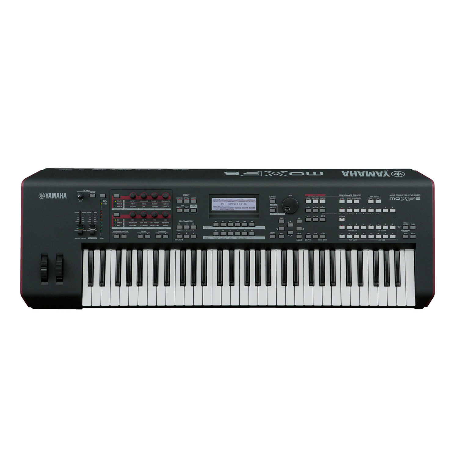 Yamaha 61-Key Music Production Synthesizer Workstation