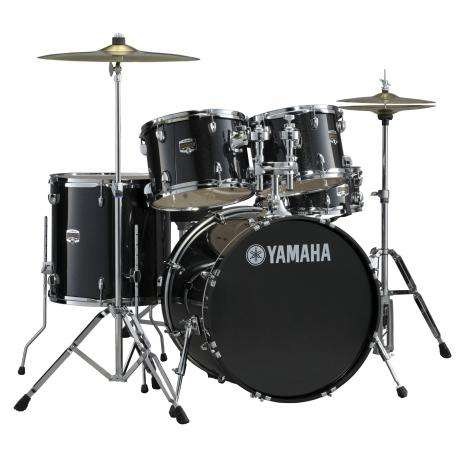 Yamaha GigMaker 5-Piece Drum Set with Hardware (20