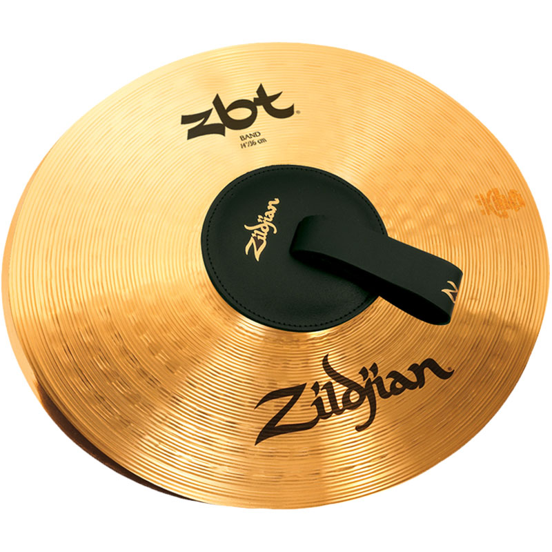 "Zildjian 14"" ZBT Band Crash Cymbal Pair"