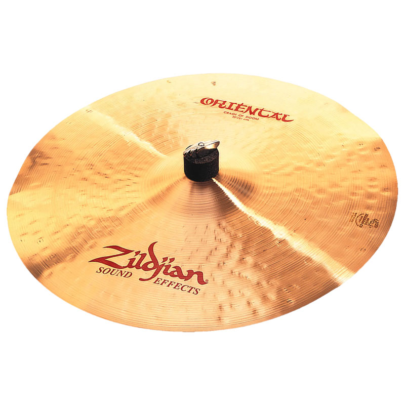 "Zildjian 20"" FX Oriental Crash of Doom"